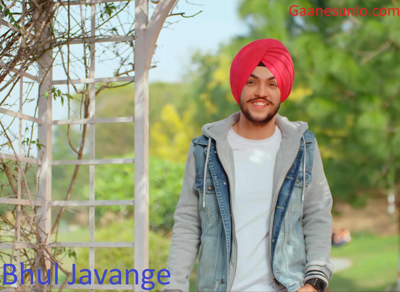 sanam parowal, Bhul Javange Free mp3 download
