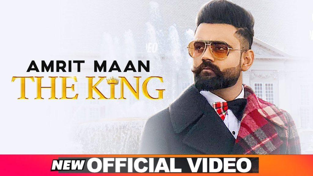 king amrit maan, amrit maan new song, intense music, latest Punjabi song 2019