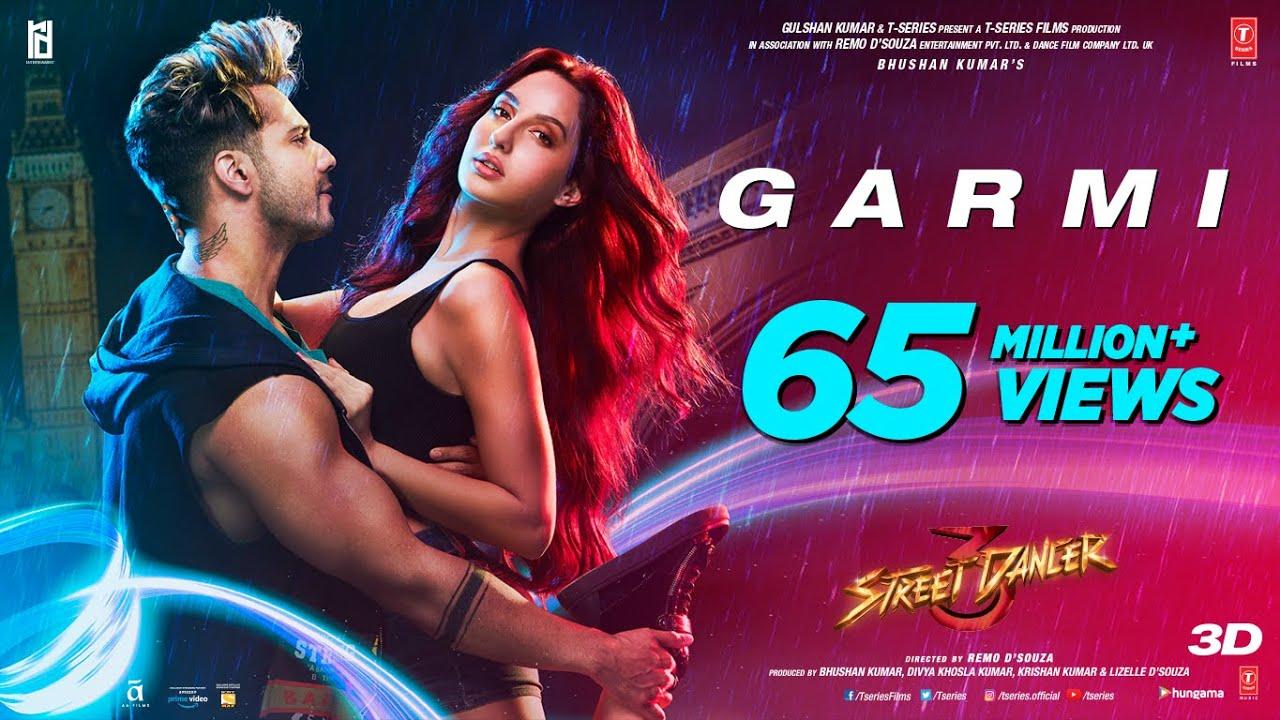 Garmi-Song-Street-Dancer-3D