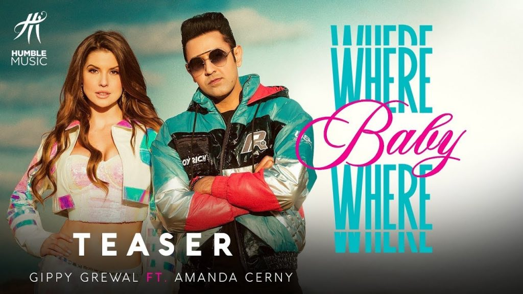 Where Baby Where Gippy Grewal Mp3 Download, Gippy Grewal New Song, Where Baby Where Lyrics, Where Baby Where Official video, New Punjabi Song