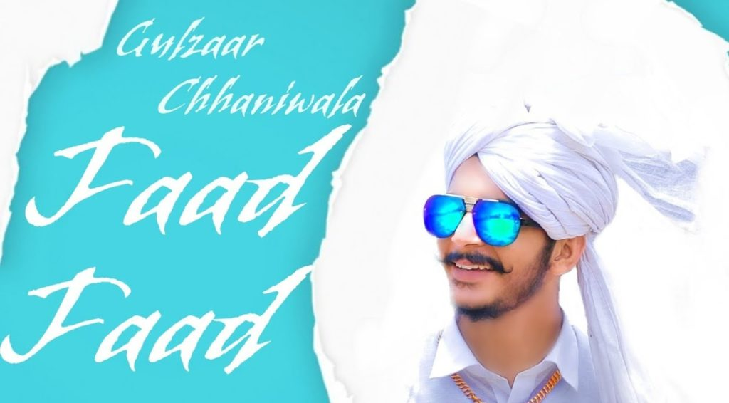 Gulzar Chhaniwala Songs, Faad Faad Song Download, Faad Faad Lyrics, New Haryanvi Song, Latest Haryanvi Song 2020,