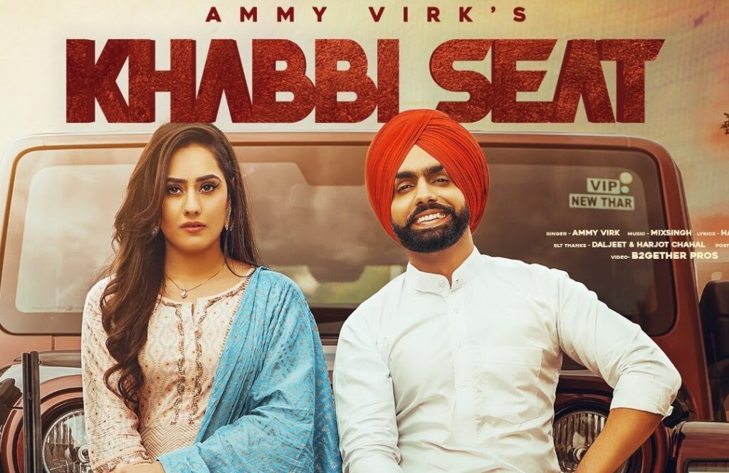 Ammy Virk New Song, Khaabi Seat Ammy Virk Mp3, Khaabi Seat Song Download,