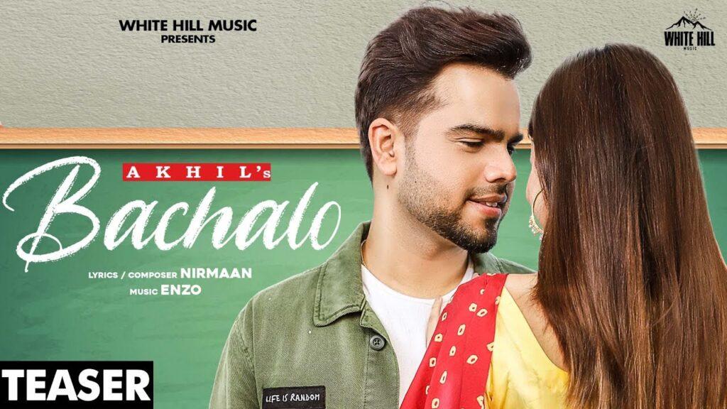 Bachalo Akhil Mp3 Download