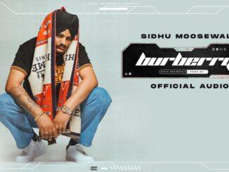 Burberry Sidhu Moose wala Mp3 Download