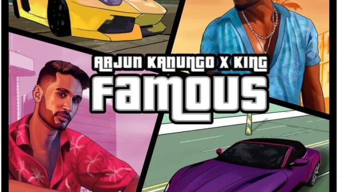 Famous Song, King Rocco New Song, Arjun Kanungo New Song, New Song 2021,