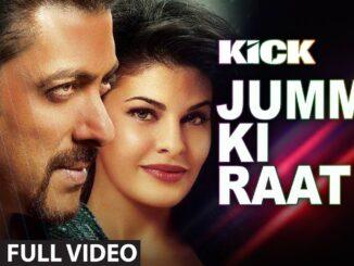 Jumme Ki Raat Salman Khan Mp3 Download