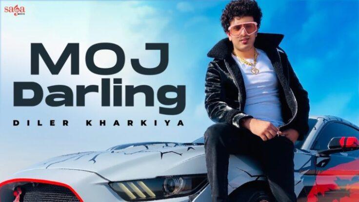 Moj Darling Song Download, Moj Darling Song, Moj Darling Lyrics, New Haryanvi Song 2021,