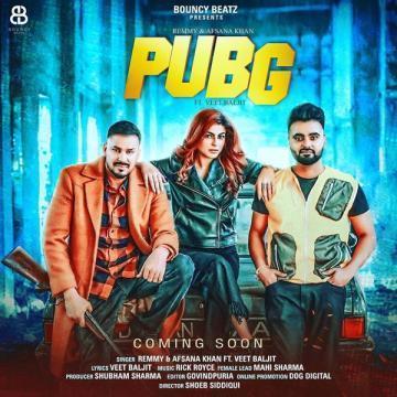 PUBG Remmy, Afsana Khan Mp3 Song Download, Afsana khan New Lyrics, PUBG mobile 2021 New