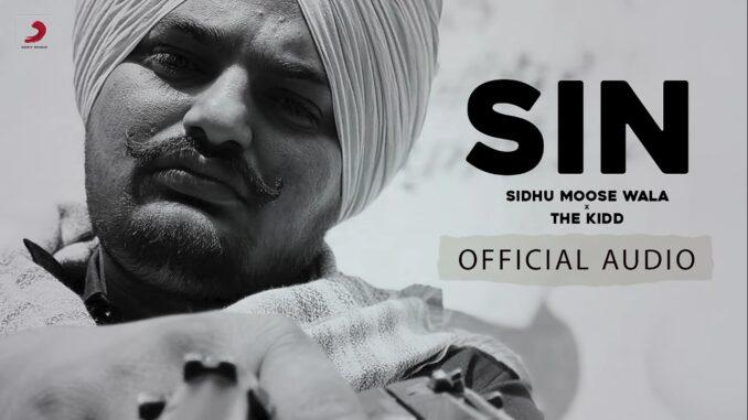 SIN Sidhu Moose Wala song, Download SIN Sidhu Moose Wala
