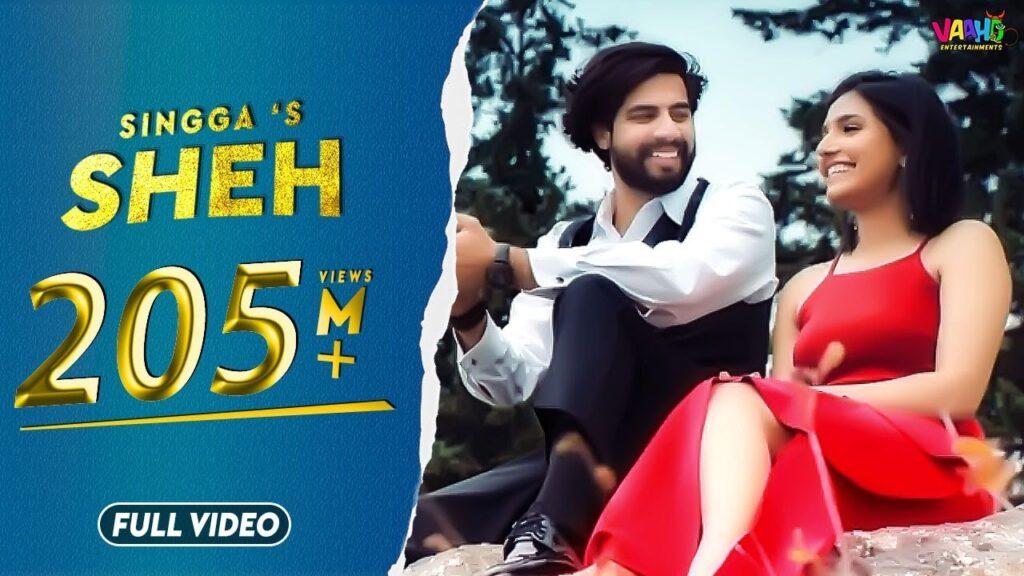 Sheh Singga Mp3 Download, She Singaa Lyrics,  DjPunjab 2021 New Song,