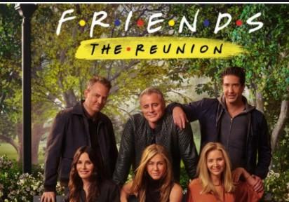 friend reunion, Friends Reviews, Friend Reviews Special,