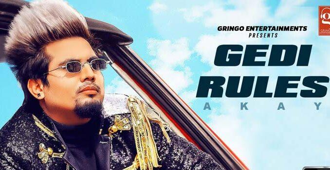Gedi Rules A Kay Mp3 Download