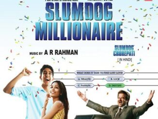 jai ho, ar rahman song, slumdog millinaire
