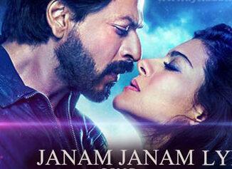Janam Janam Lyrics, Janam Janam Mp3 Download, Arijit Singh Songs, Hindi Lyrics,