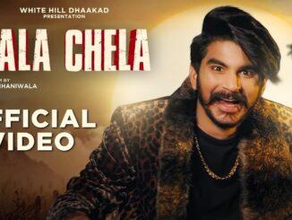 Kaala Chela Song Download, kaala chela Song, Kaala Chela Lyrics, Kaala Chela Official Video, Gulzar Chhaniwala Songs,