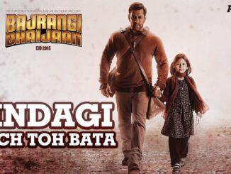 zindagi kuch toh bata Salman khan Mp3 Download